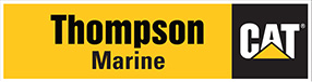 Thompson Cat Marine logo